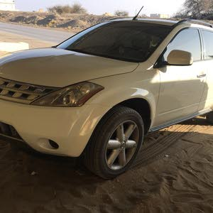 Nissan Murano car is available for sale, the car is in Used condition
