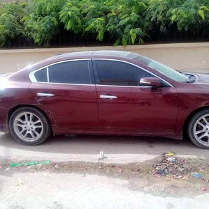 Used Nissan Maxima in Benghazi