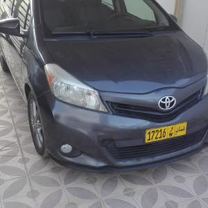 Toyota Yaris car for sale 2013 in Sumail city