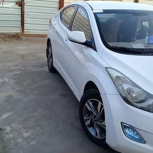 For sale 2012 White Elantra