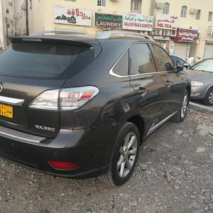 Used condition Lexus RX 2009 with 190,000 - 199,999 km mileage