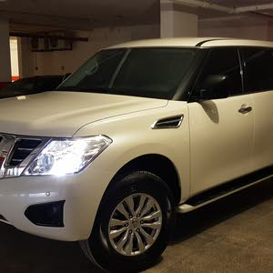 New Nissan Patrol 2018 for sale. The price without customs