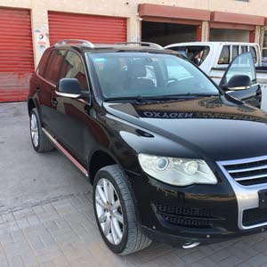 Volkswagen Touareg made in 2008 for sale