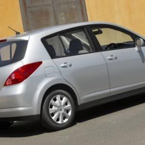 Nissan Tiida 2008 - Used
