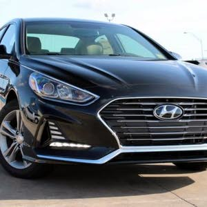Automatic Hyundai 2018 for sale - Used - Amman city
