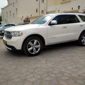 Beige Dodge Durango 2012 for sale