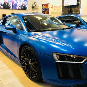 Audi R8 plus 2017 zero