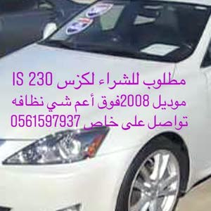 Lexus LS for sale in Abu Dhabi
