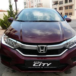 Used 2018 City for sale