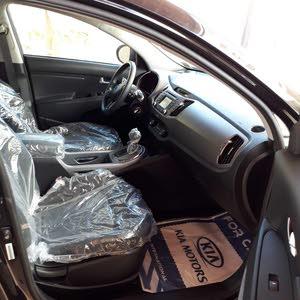 Used Kia Sportage for sale in Benghazi