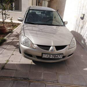 Automatic Silver Mitsubishi 2005 for sale