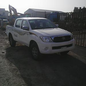 Available for sale! 0 km mileage Toyota Hilux 2009