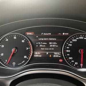 20,000 - 29,999 km Audi A6 2015 for sale