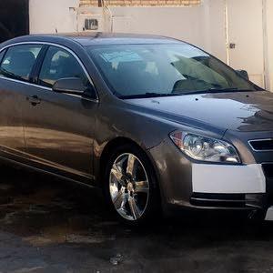 Grey Chevrolet Malibu 2011 for sale