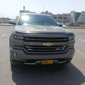 Gasoline Fuel/Power   Chevrolet Silverado 2017