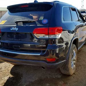 Jeep Cherokee-imported from America