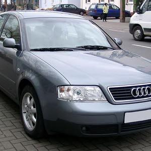 متوفر لدينا للبيع نقدا او للبدل / اودي A6 ، موديل الـ 2005