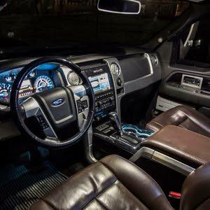 Gasoline Fuel/Power   Ford F-150 2012