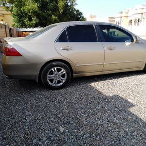 Honda Accord car for sale 2006 in Al Khaboura city