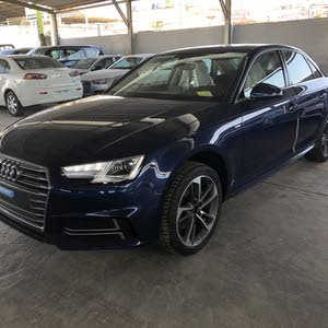 Audi A4 car is available for sale, the car is in Used condition