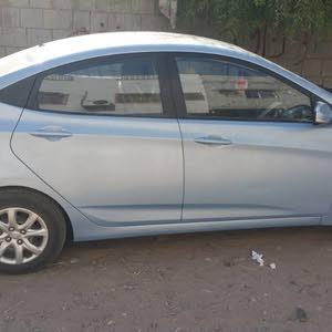 سيارة اكسنت خليجي هيونداي2013 للبيع