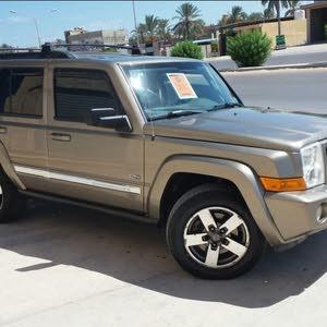 Jeep Commander 2006 - Misrata