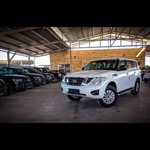 Gasoline Fuel/Power   Nissan Patrol 2018