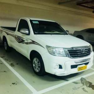 Available for sale! 120,000 - 129,999 km mileage Toyota Hilux 2014