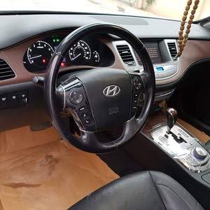 Hyundai Genesis car for sale 2010 in Benghazi city
