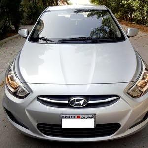 Hyundai Accent 1.6 L 2016 Single User Zero Accident For Sale