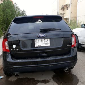 Black Ford Edge 2012 for sale