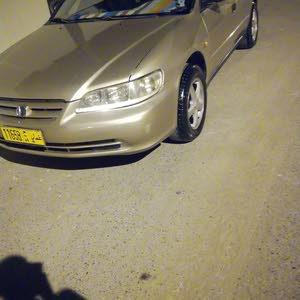 Honda Accord car for sale 2002 in Saham city