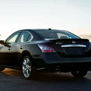 Automatic Nissan 2012 for sale - Used - Bani Walid city