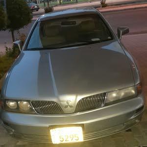 Automatic Grey Mitsubishi 2002 for sale