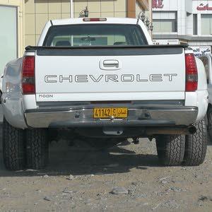 Chevrolet Silverado 2003 For sale - White color