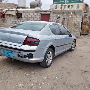 بيجو 407 2007 للبيع بسعر عرطة نظيفة