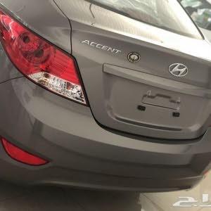 Hyundai Accent car for sale 2018 in Al Riyadh city