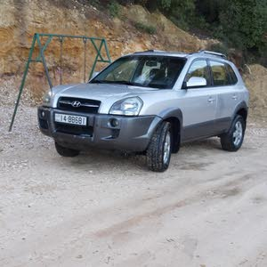 2007 New Tucson with Manual transmission is available for sale