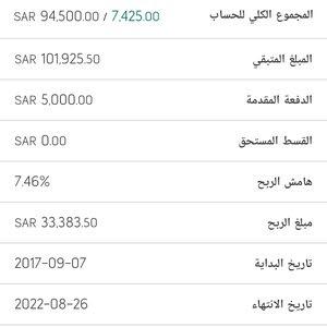 انوفا 2017 للتنازل المطلوب الدفعه