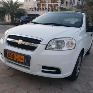 Gasoline Fuel/Power   Chevrolet Aveo 2013