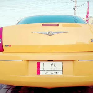 Automatic Chrysler 2010 for sale - Used - Baghdad city
