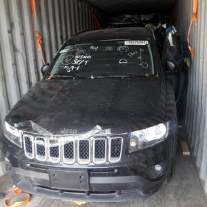 Jeep Compass 2017 For sale - Black color