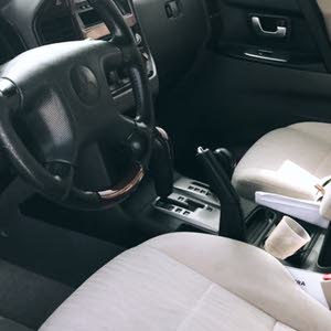 2005 Used Pajero with Automatic transmission is available for sale