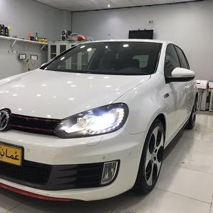 km Volkswagen Golf 2012 for sale