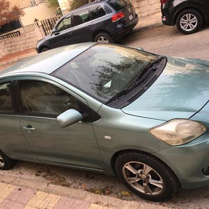 Toyota Yaris car for sale 2006 in Amman city