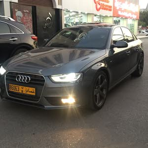 km mileage Audi A4 for sale