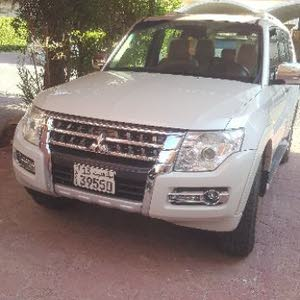 2016  Pajero with  transmission is available for sale