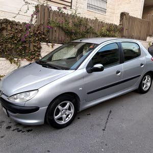 Used Peugeot 206 for sale in Amman