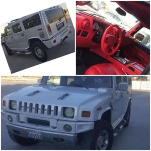 Hummer H2 2003 for sale in Muharraq