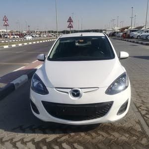 MAZDA 2 GCC 2014 FULL AUTOMATIC 1.5